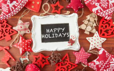 ~ * Happy Holidays * ~