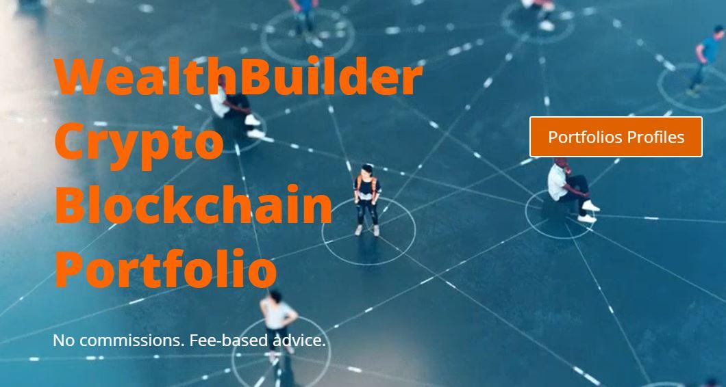 Introducing WealthBuilder Crypto Blockchain Portfolio